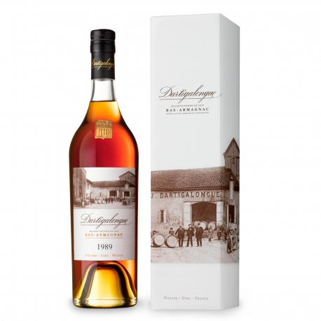 Bas Armagnac - Dartigalongue - 1989
