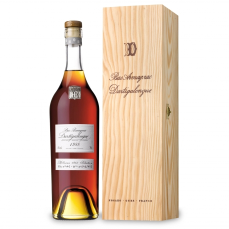 Bas Armagnac - Dartigalongue - 1988 Single Cask