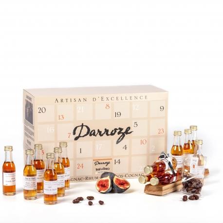 Bas Armagnac - Darroze - Advent calendar