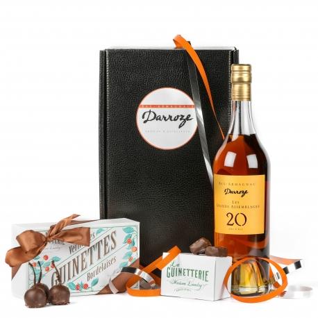 Bas Armagnac - Darroze - Guinettes Box