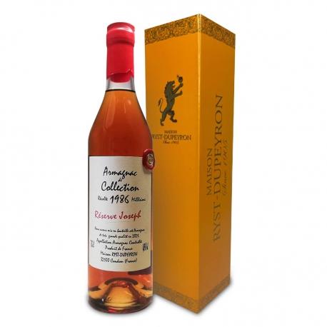 Armagnac - Ryst-Dupeyron - 1986