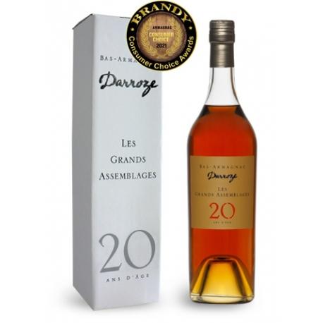 Bas Armagnac - Darroze - 20 ans d'âge