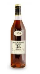 Armagnac Ténarèze - Château Pomès-Pébérère - 1974