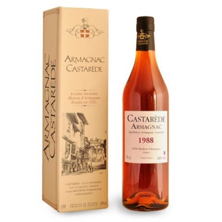 Armagnac - Castarède - 1988