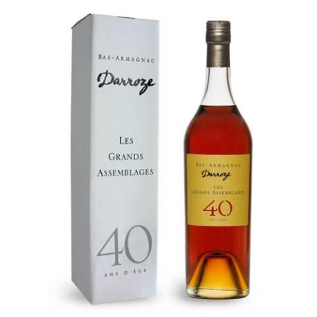 Bas Armagnac - Darroze - 40 ans d'âge