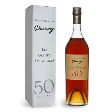 Bas Armagnac - Darroze - 50 ans d'âge