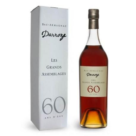 Bas Armagnac - Darroze - 60 ans d'âge