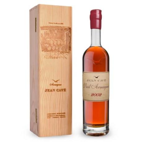 Armagnac, Bas Armagnac - Jean Cavé - 2002