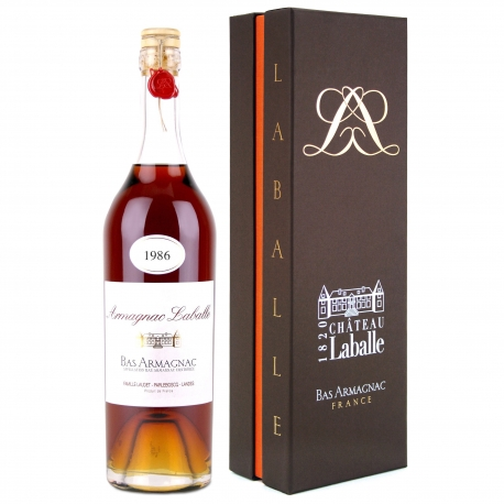 Bas Armagnac - Laballe - 1986