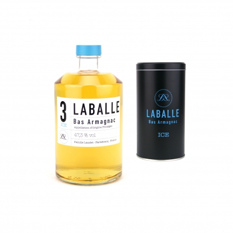 Bas Armagnac - Laballe - 3 ICE
